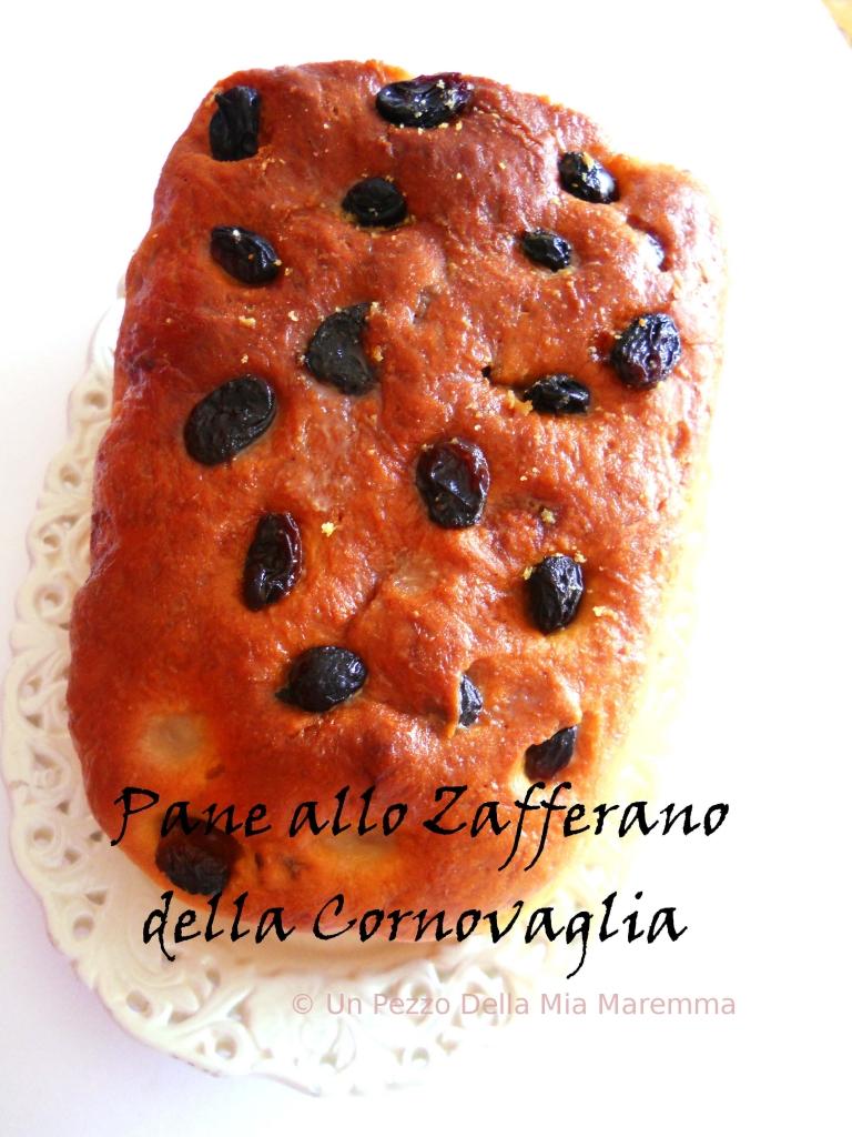 pane allo zafferano della cornovaglia