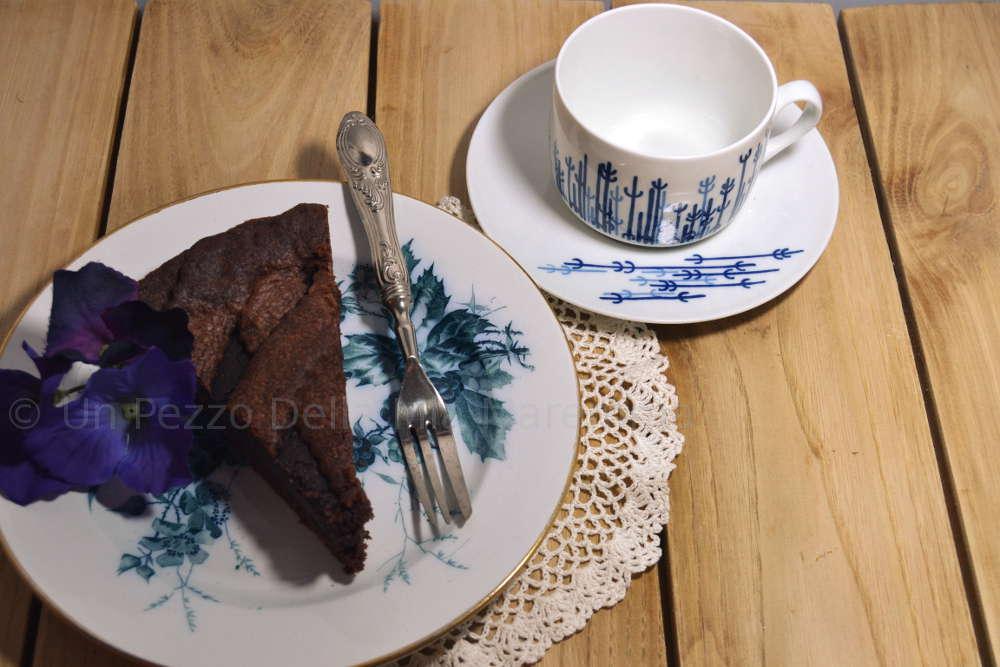 Crostata di cioccolato di Ernst Knam