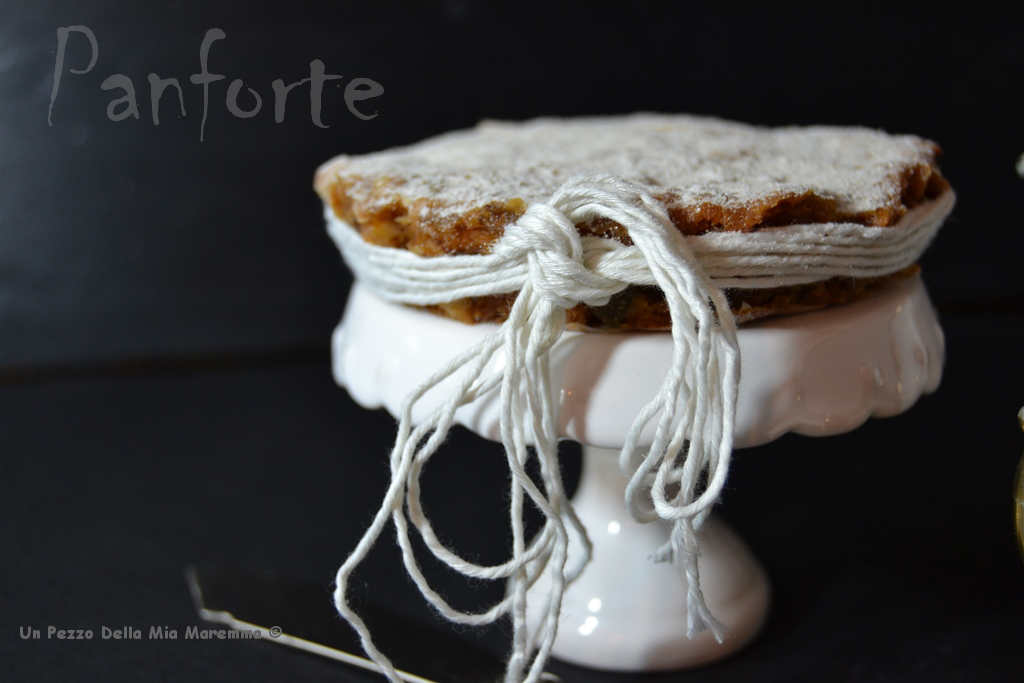 panforte margherita