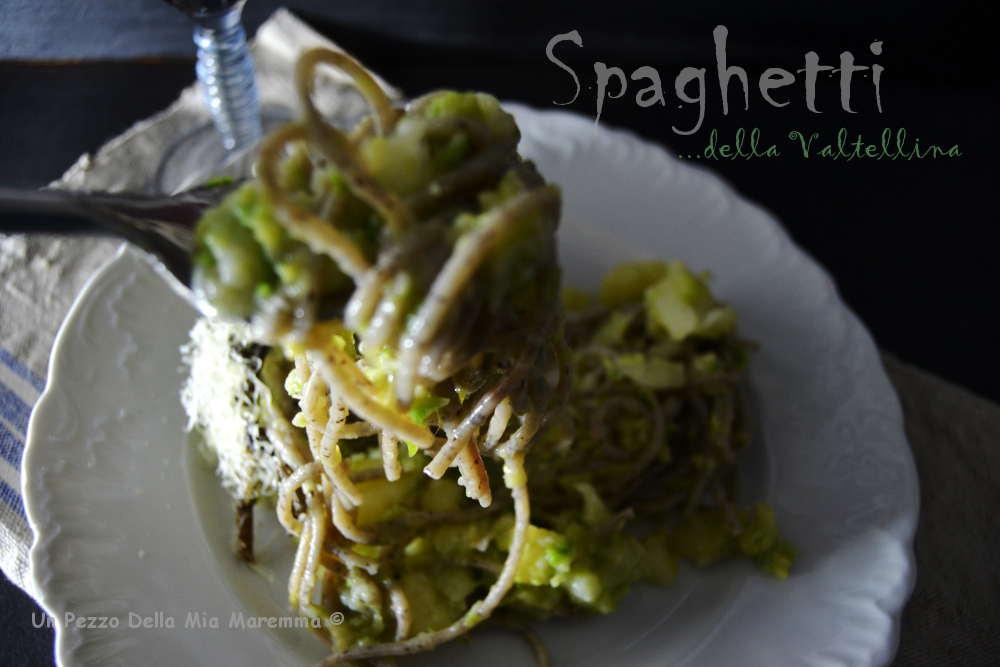 spaghetti della valtellina