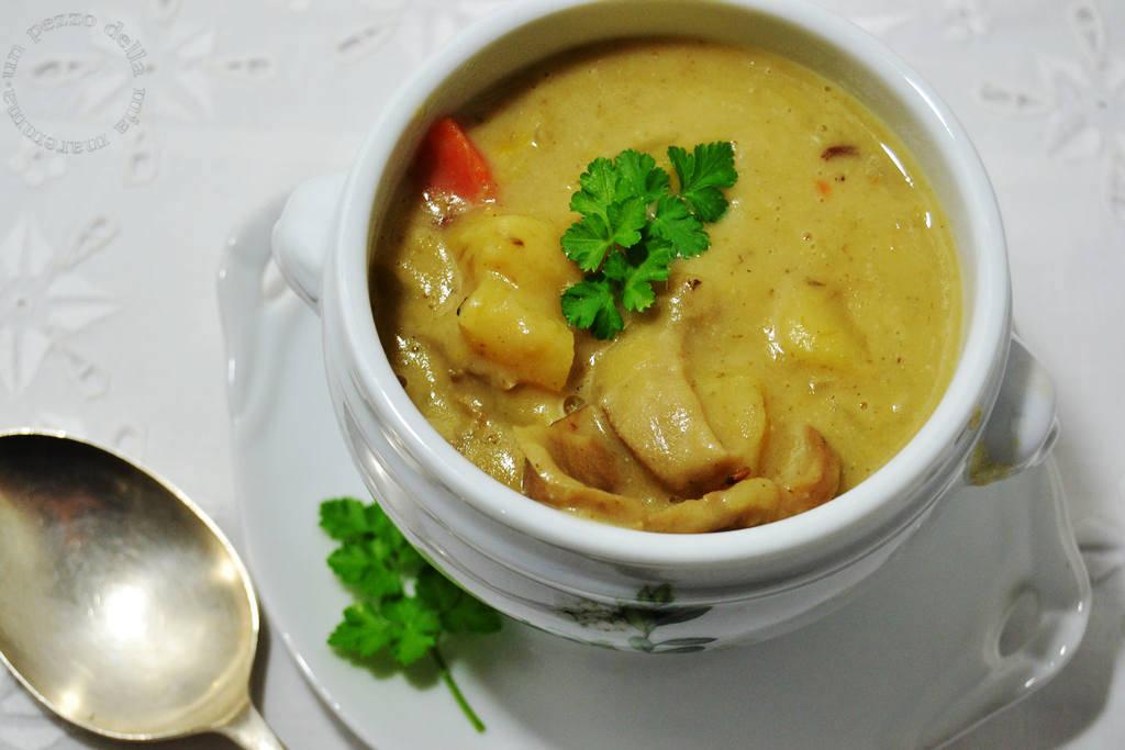 zuppa boema