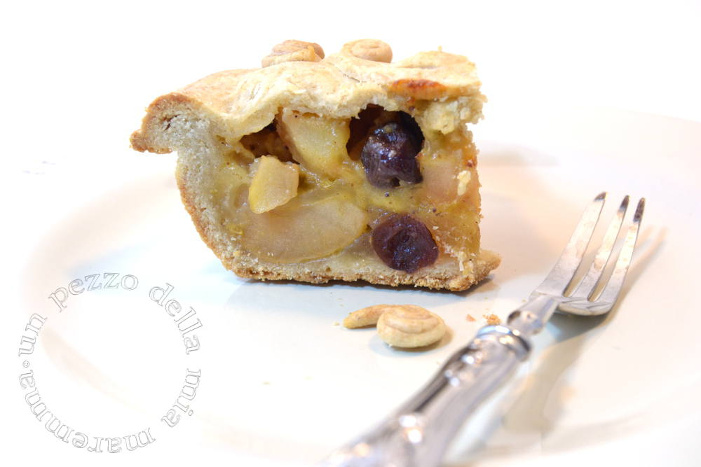 cran apple pie