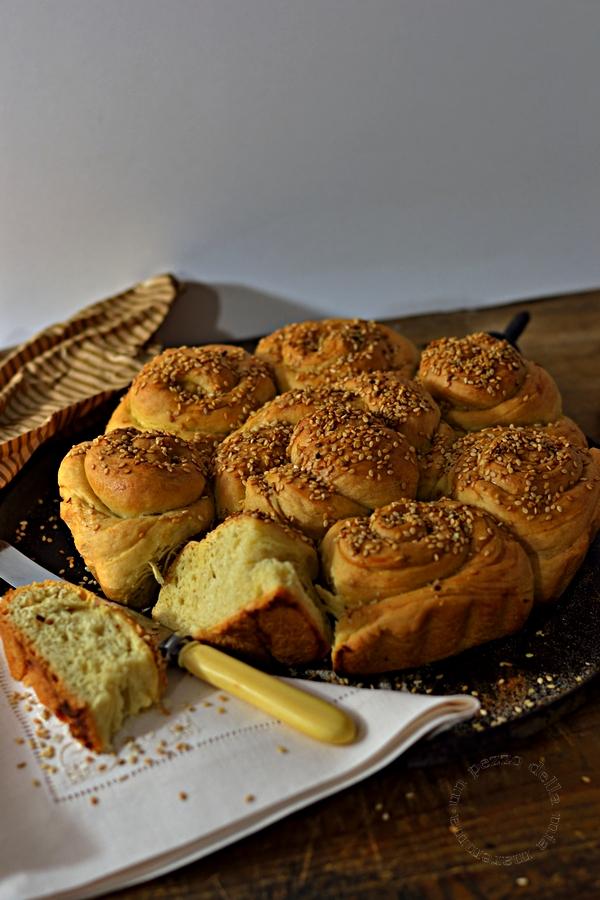 pane bulgaro con sesamo 1
