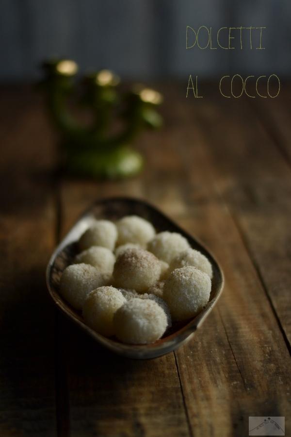 dolci al cocco dall'India