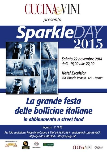 locandina sparkle day 2015