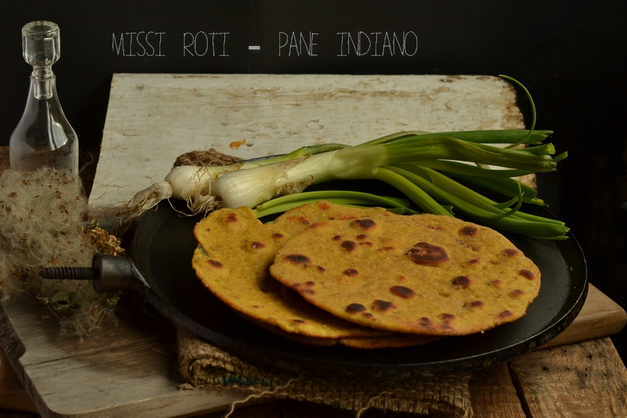 missi roti indiano