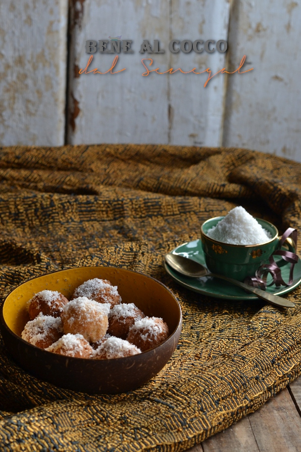 palline senegalesi al cocco