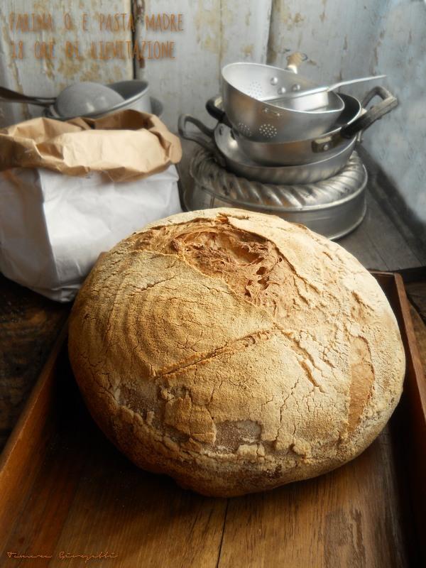 pane di tutti i giorni croccante