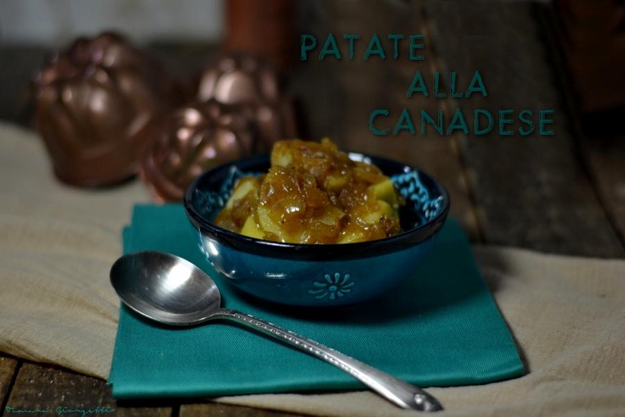 patate alla canadese
