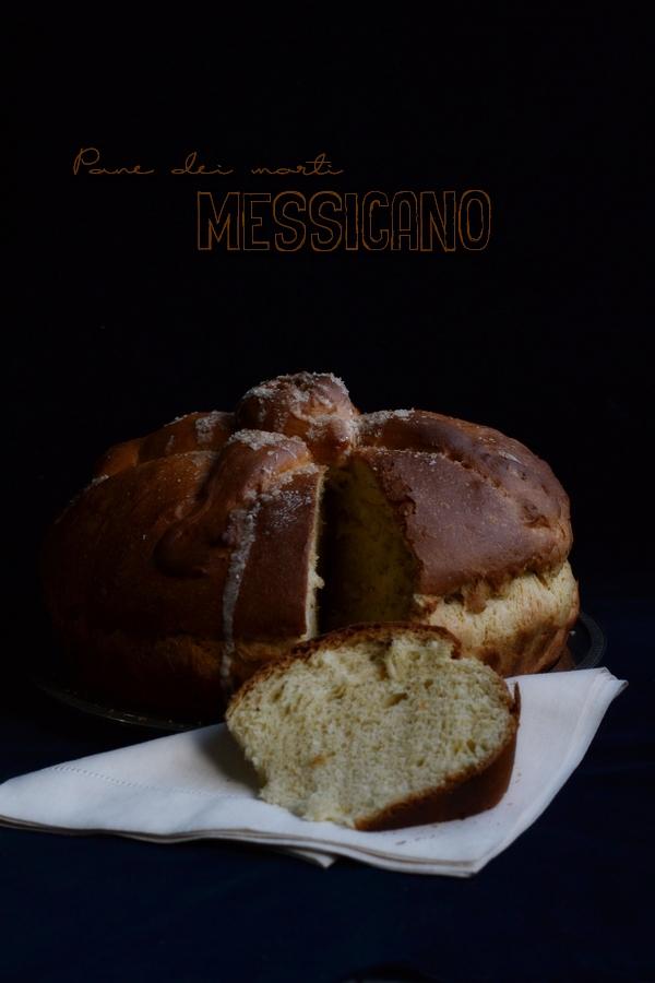 pane messicano dei morti